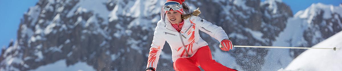 Zjazdové lyžovanie - vyzbrojte sa u nás