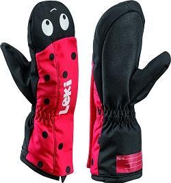 Detské lyžiarske rukavice LEKI