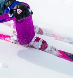 Dámske lyžiarky LANGE