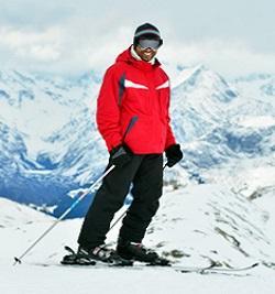 Pánske lyžiarske nohavice VUARNET