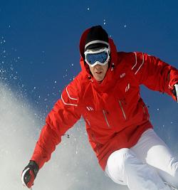 Pánske lyžiarske bundy VUARNET