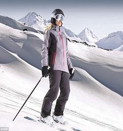 Dámske lyžiarske nohavice VUARNET