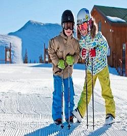 Detské lyžiarske bundy VUARNET