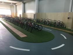 Poď si vyskúšať bicykel
