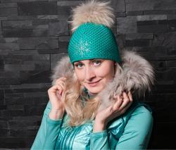 Dámske luxusné čiapky R-JET-FOR YOU