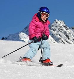 Detské lyže BAZÁR HEAD