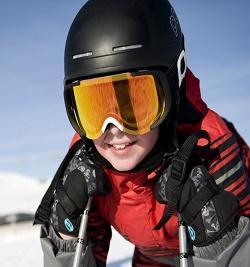 Detské lyžiarske okuliare LANGE