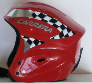 Lyžiarska prilba BAZÁR Carrera Race 54-55