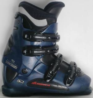Detské lyžiarky BAZÁR Nordica Blue 260