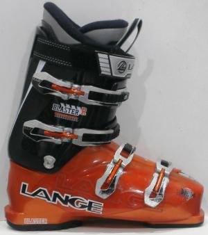 Pánske lyžiarky BAZÁR Lange Blaster 275 1a5fb184fb8