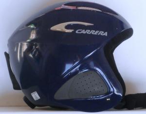 Lyžiarska prilba BAZÁR Carrera Spoon Blade 52-55