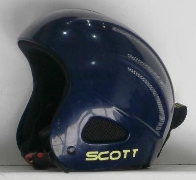 Lyžiarska prilba BAZÁR Scott Dark Blue 56