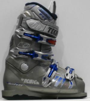 Dámske lyžiarky BAZÁR Tecnica Silver 230