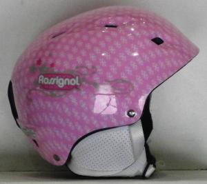 Lyžiarska prilba BAZÁR Rossignol Pink 51-54