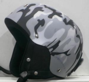Lyžiarska prilba BAZÁR Casco Army 53-57