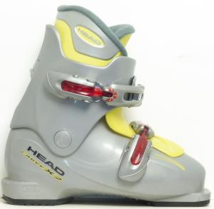 Detské lyžiarky BAZÁR Head Carve X2 210