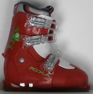 Detské lyžiarky BAZÁR Roxa Chameleon 235