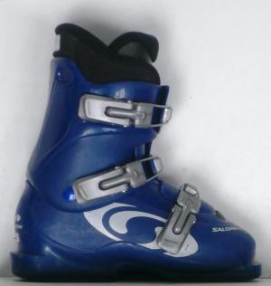 Detské lyžiarky BAZÁR Salomon Performa T3 230