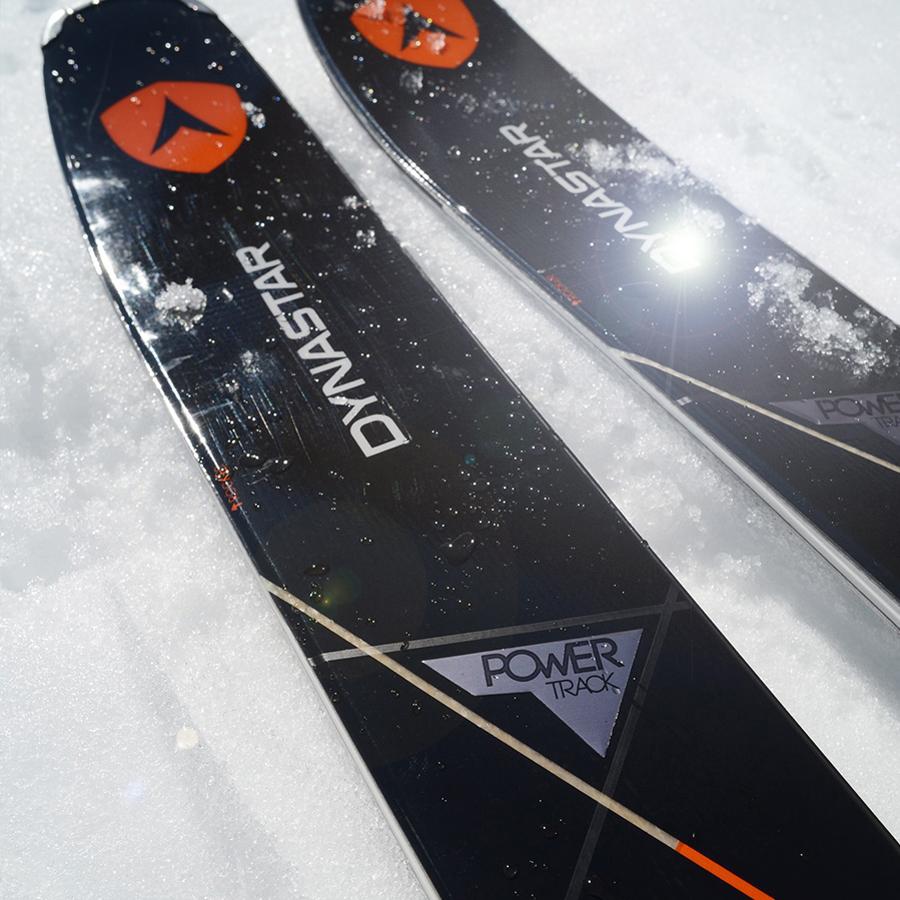 DYNASTAR<br>lyže z údolia Mont Blanc