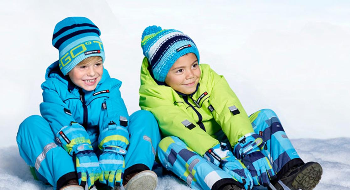 LEGO WEAR<br>kvalitné detské lyžiarské oblečenie