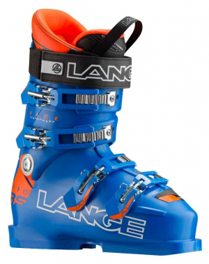Lyžiarky Lange RS 110 WIDE power blue