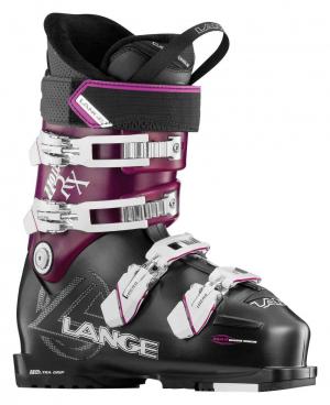 Lyžiarky Lange RX 110 W L.V. black purple
