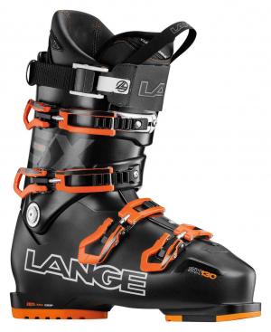 Lyžiarky Lange SX 130 black orange