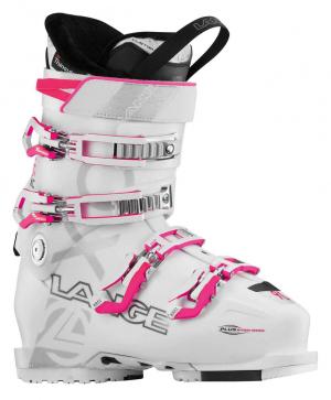 Lyžiarky Lange XC 90 W white pink