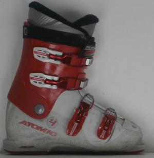 Detské lyžiarky BAZÁR Atomic Racing 4 240