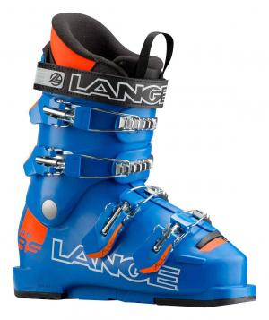 Detské lyžiarky Lange RSJ 65 power blue