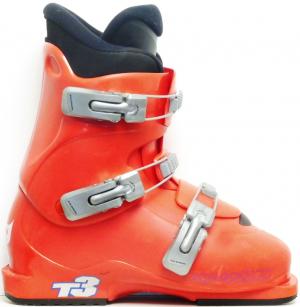 Detské lyžiarky BAZÁR Salomon Crossmax T3 255