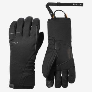 Dámske lyžiarske rukavice Kjus Ladies Formula Glove black