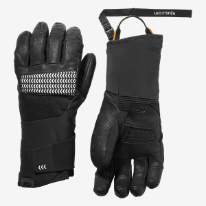 Dámske lyžiarske rukavice Kjus Ladies Powder Glove black