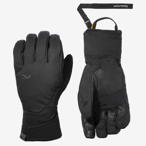Lyžiarske rukavice Kjus Men Formula Glove black