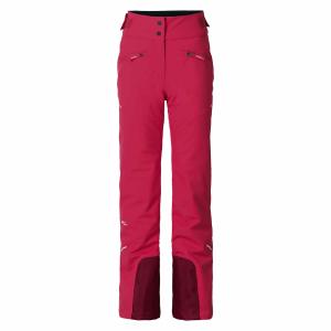 Detské lyžiarske nohavice Kjus Girls Carpa Pants geranium