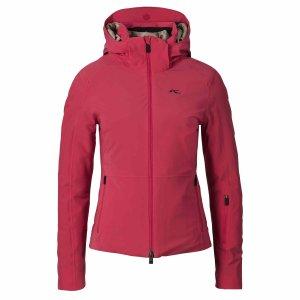 Lyžiarska bunda Kjus Ladies Tree Ring Jacket geranium string