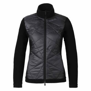 Funkčné oblečenie Kjus Ladies Bay Mix Jacket black nine iron