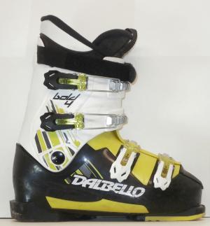 Detské lyžiarky BAZÁR Dalbello Bold 4 235