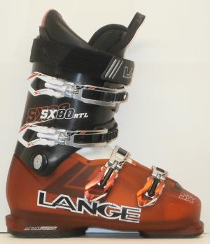 Pánske lyžiarky BAZÁR Lange SX Demo R 275