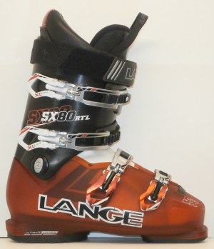 Pánske lyžiarky BAZÁR Lange SX 80 RTL 265