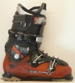 Pánske lyžiarky BAZÁR Salomon Quest Acces 770 280