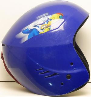 Lyžiarska prilba BAZÁR Marker Blue 52-55