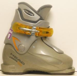 Detské lyžiarky bazár Head Carve HT1 185