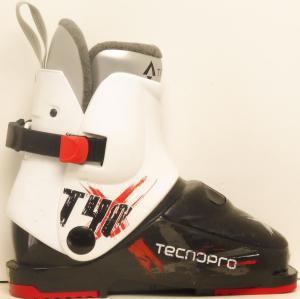 Detské lyžiarky BAZÁR Tecno Pro T40 220