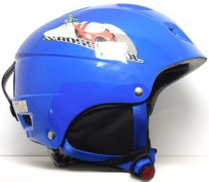 Lyžiarska prilba BAZÁR Rossignol Blue car XS