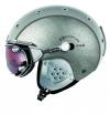 Lyžiarska prilba Casco SP-3 AIRWOLF silver