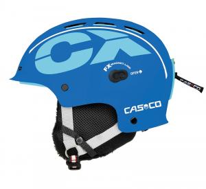 Lyžiarska prilba Casco CX-3 ICECUBE blue
