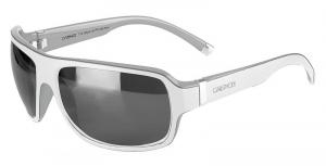 Slnečné okuliare Casco SX-61 Bicolor white-silver
