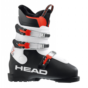 Detské lyžiarky Head Z3 black/white
