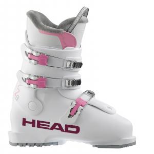 Detské lyžiarky Head Z3 white/pink